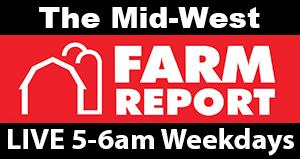 KQ98 Mid-West Farm Report logo